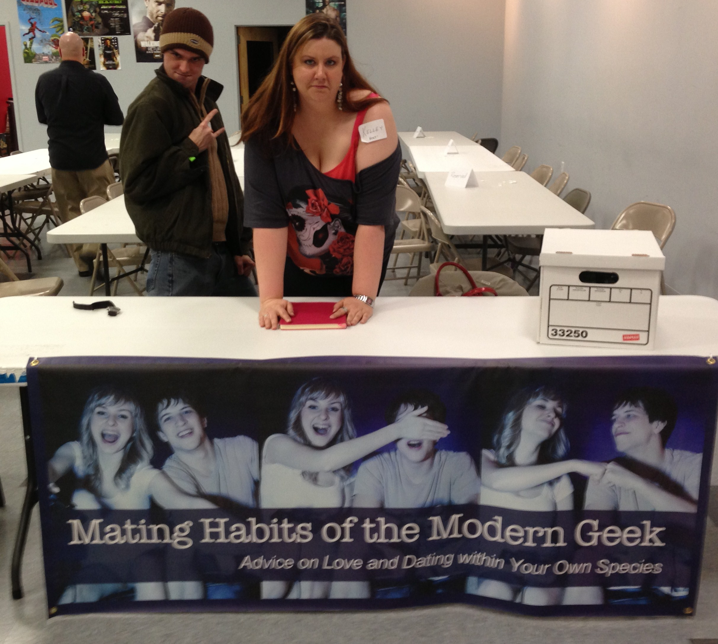 About Mating Habits of the Modern Geek
